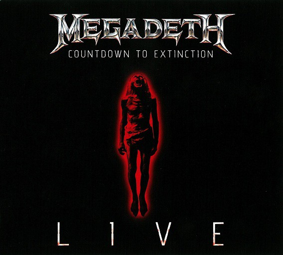 countdown to extinction live keltainen j228228ns228rkij228